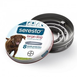Bayer Seresto Flea and Tick Collar for Large Dog