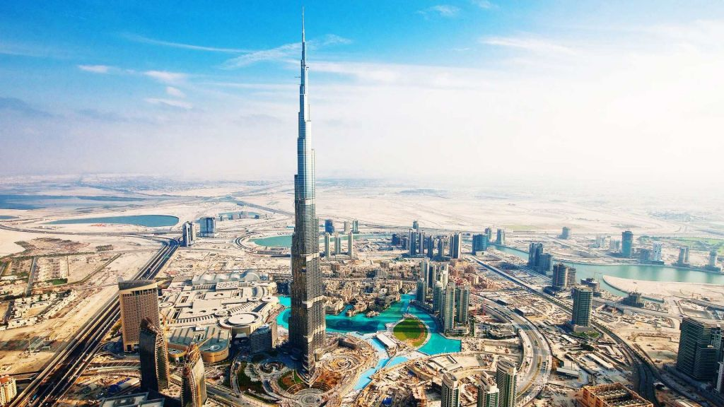 Burj Khalifa Tickets: Level 124 & 125