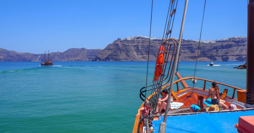 Volcanic Islands Cruise with Hot Springs Visit